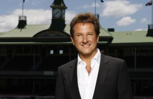 Mark Nicholas's vice like grip on Australian commentary is all artificial.