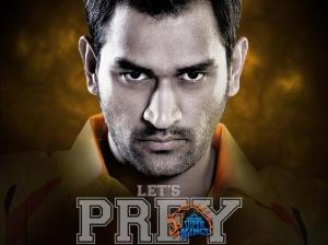Let's pray - If you want to survive the clutches of Dhoni